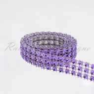 Purple Bling 3 Row